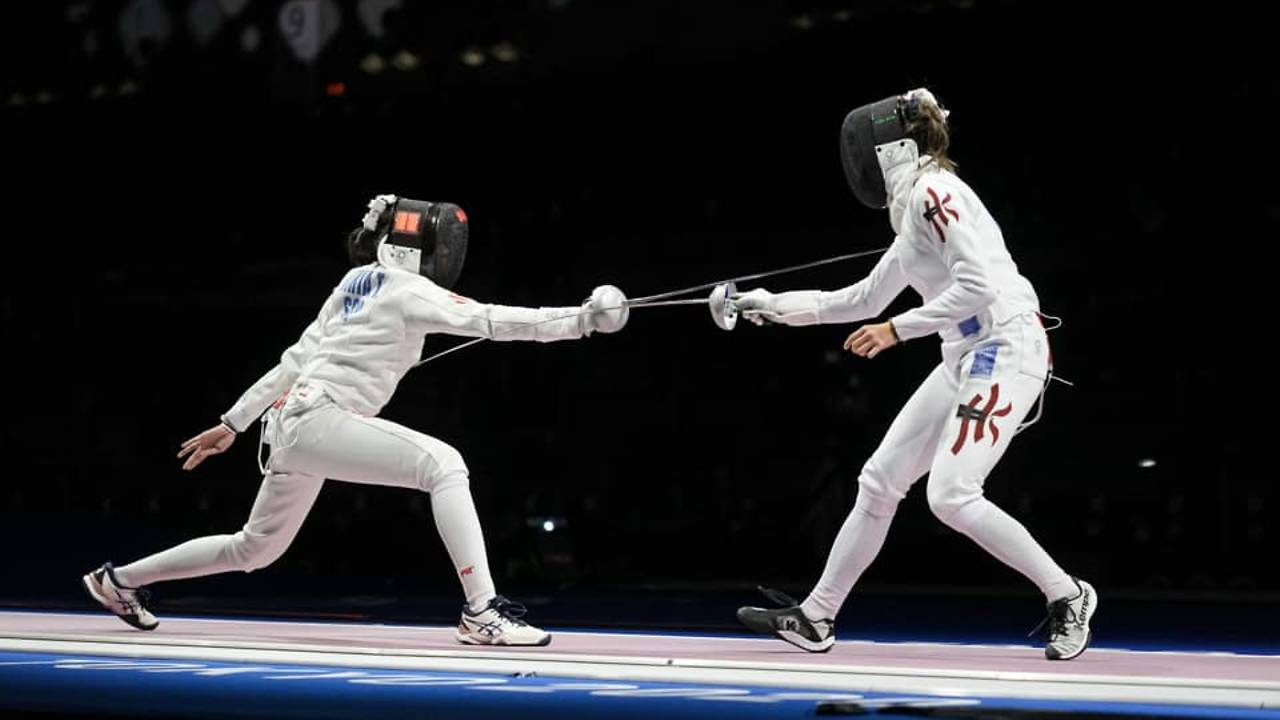 fencer-kiria-tikanah-wins-first-bout-at-olympics,-to-face-world-number-1-in-next-round