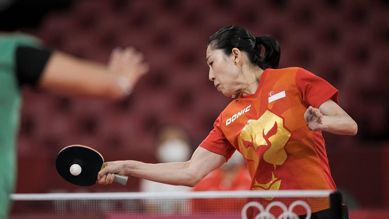table-tennis:-yu-mengyu-progresses-to-next-round-in-olympics-after-cruising-to-victory