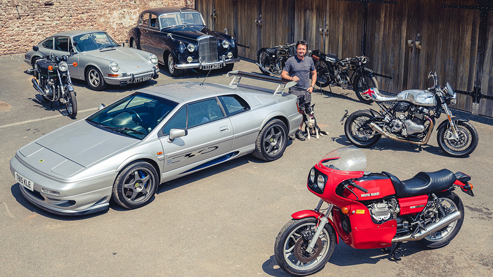 'top-gear'-host-richard-hammond-is-selling-rare-cars-and-bikes-from-his-private-collection