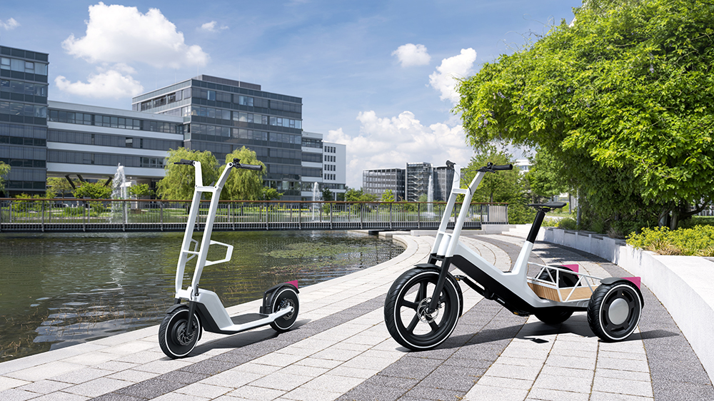 bmw-unveils-a-new-electric-bike-and-folding-scooter-for-emissions-free-city-cruising