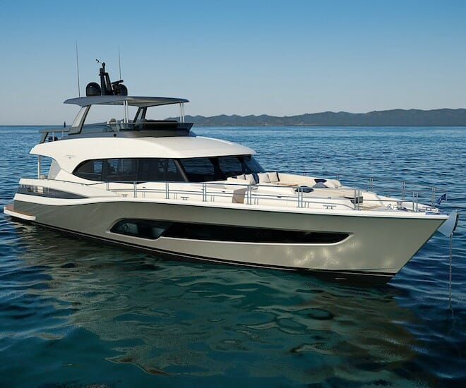 the-riviera-78:-personalisation-at-its-best-for-this-new-flagship-yacht