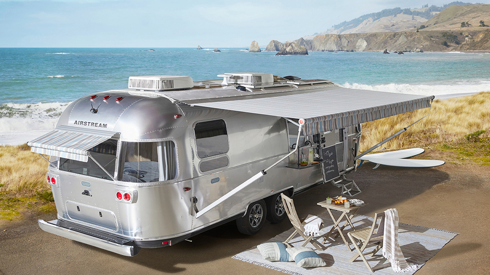 airstream-and-pottery-barn's-new-collab-trailer-is-a-luxurious-beach-bungalow-on-wheels