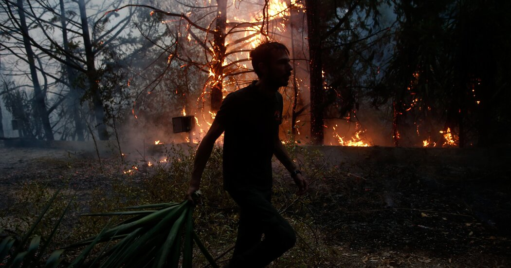 wildfires-in-greece-force-thousands-to-evacuate